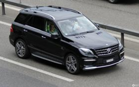 Mercedes-Benz ML 500 278-w166