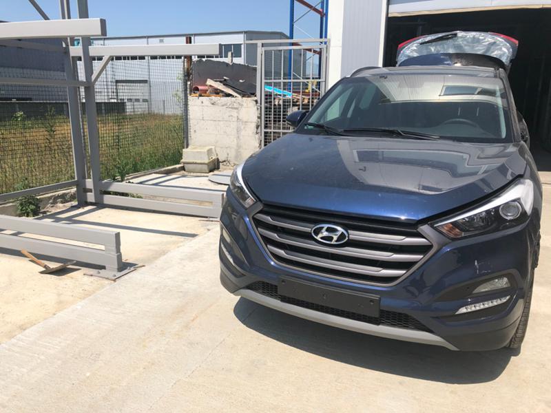 Hyundai Tucson 1.7crdi