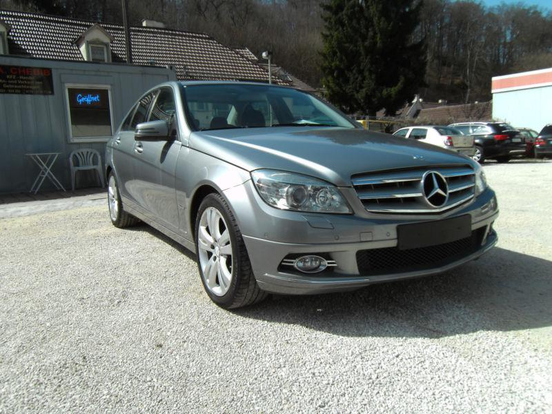 Mercedes-Benz C 220 CDI/320CDI 4matic