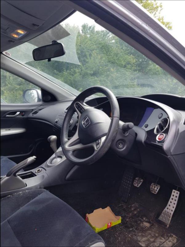 Honda Civic 2.2 CDTI, снимка 5