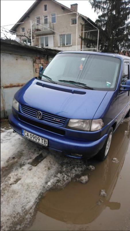VW Multivan Т4 3БР.2.5,1.9,2.4