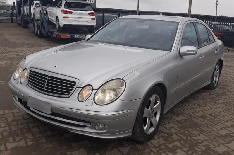 Mercedes-Benz E 270 CDI/177kc