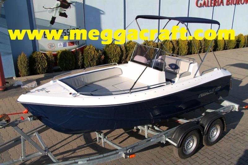 Лодка Собствено производство PEGAZUS 460