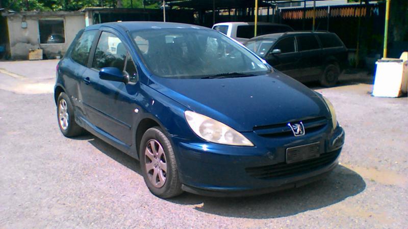 Peugeot 307 2.0 HDI, снимка 1