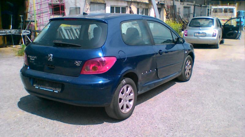 Peugeot 307 2.0 HDI, снимка 2