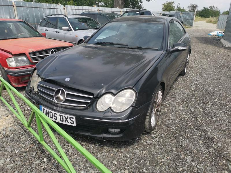 Mercedes-Benz CLK Фейс 646