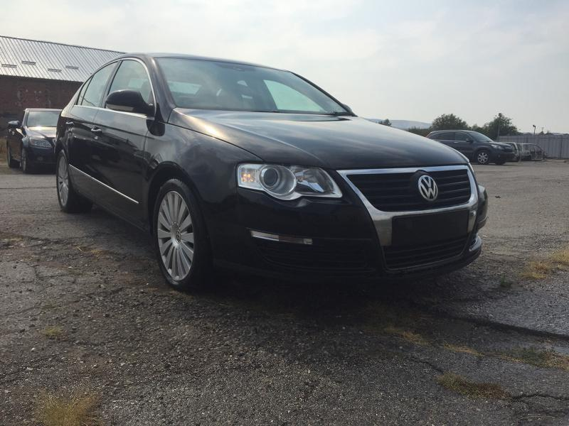 VW Passat 2.0 TDi Common Rail 140 к.с. Код: CBAB