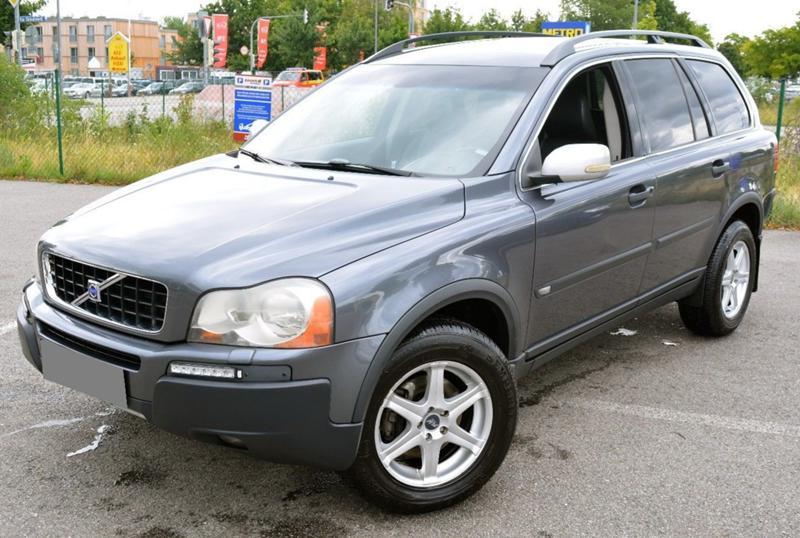 Volvo Xc90 2.4 ТDI