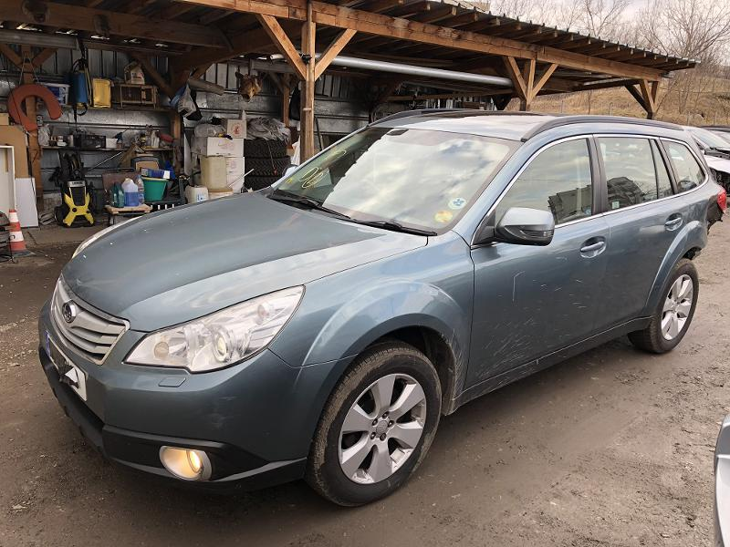 Subaru Outback 2,5 AVTOMAT CVT