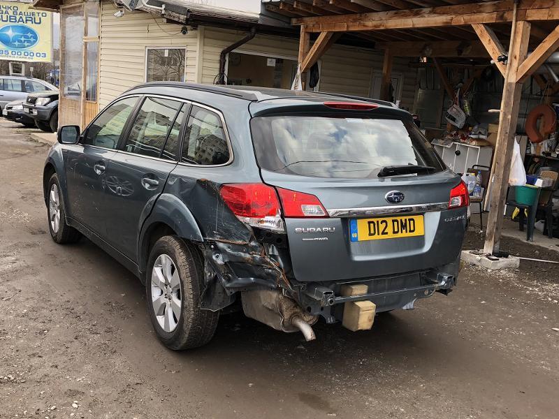 Subaru Outback 2,5 AVTOMAT CVT, снимка 4
