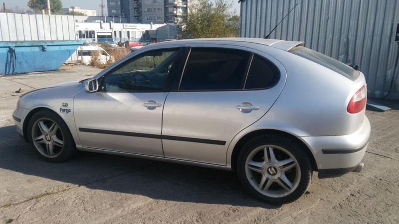 Seat Leon 1.8T 20V 4х4