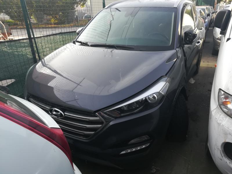 Hyundai Tucson 1,7 дизел автомат