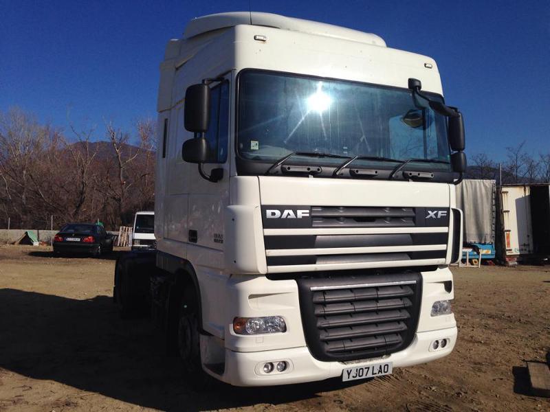 Daf XF 105 410 460 EURO 5