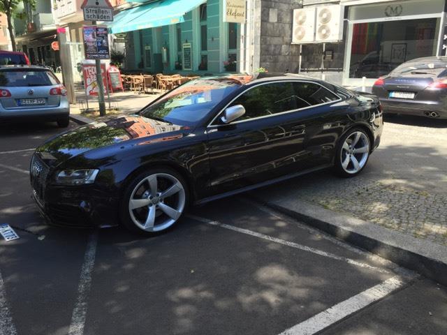 Audi Rs5 na chasti