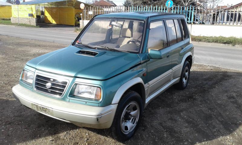 Suzuki Vitara 2.0tdi/на части