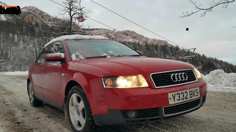 Audi A4 2.0ALT 1,9tdi